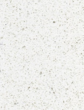 artifical pearl white granite